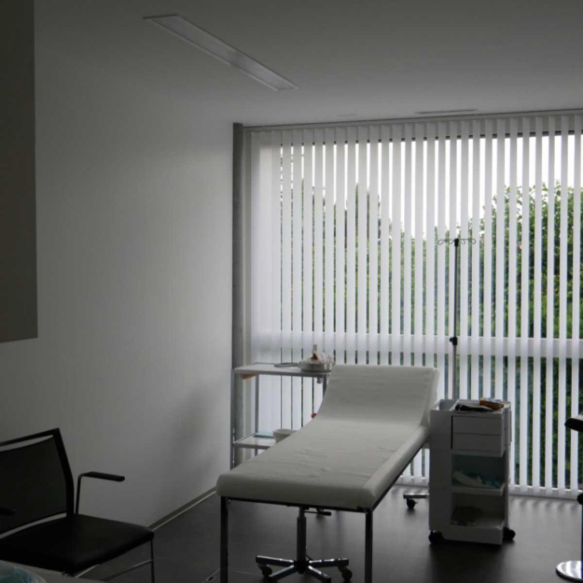 Salle de traitements